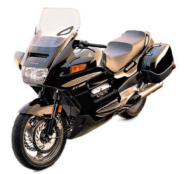 honda st 1100 pan european 1991 fiche moto motoplanete. Black Bedroom Furniture Sets. Home Design Ideas
