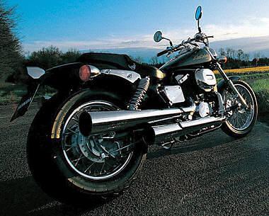 Honda VT 750 DC Black Widow
