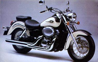 honda vt 750 shadow c2 1997 fiche moto motoplanete. Black Bedroom Furniture Sets. Home Design Ideas