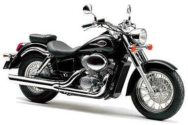 Honda VT 750 SHADOW C2