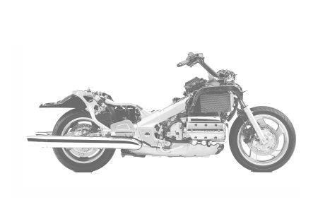 honda gl 1800 goldwing 2013 fiche moto motoplanete. Black Bedroom Furniture Sets. Home Design Ideas