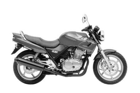 Honda CLR 125 CITYFLY
