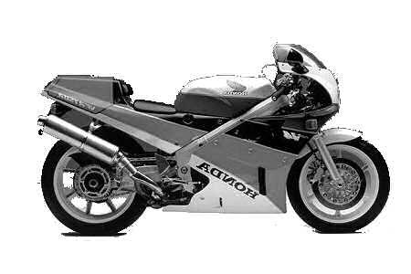 Honda RC 30 - VFR 750 R