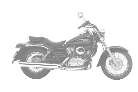 Honda 125 Shadow VT