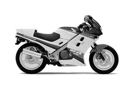 Honda VFR 750 F  RC 24