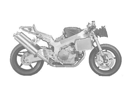 Honda VTR SP-1 RC 51
