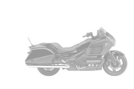 Honda GL 1800 GOLDWING F6B