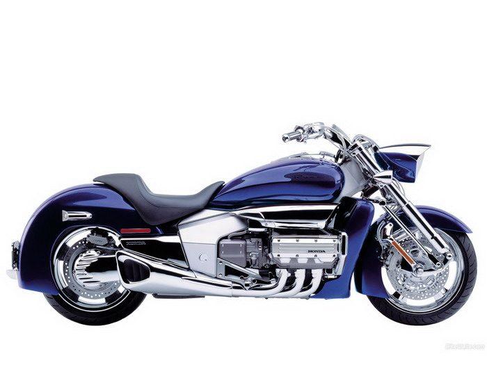 Honda NRX 1800 RUNE VALKYRIE 2004 - 11