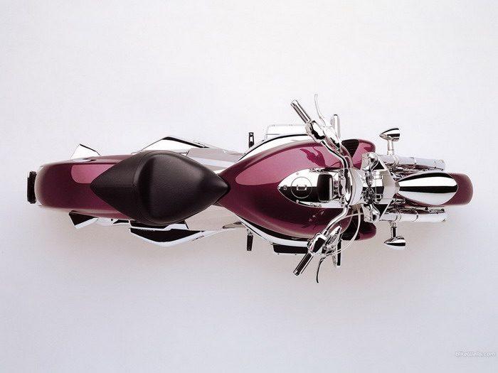 Honda NRX 1800 RUNE VALKYRIE 2004 - 5