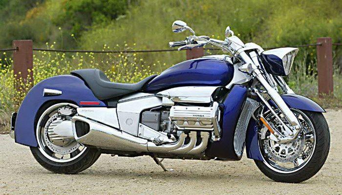 Honda NRX 1800 RUNE VALKYRIE 2004 - 16