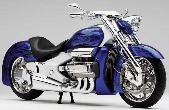 Honda NRX 1800 RUNE VALKYRIE 2004 - 10