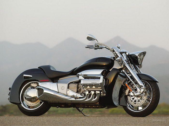 Honda NRX 1800 RUNE VALKYRIE 2004 - 13