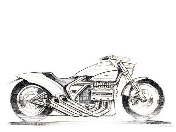 Honda NRX 1800 RUNE VALKYRIE 2004 - 24