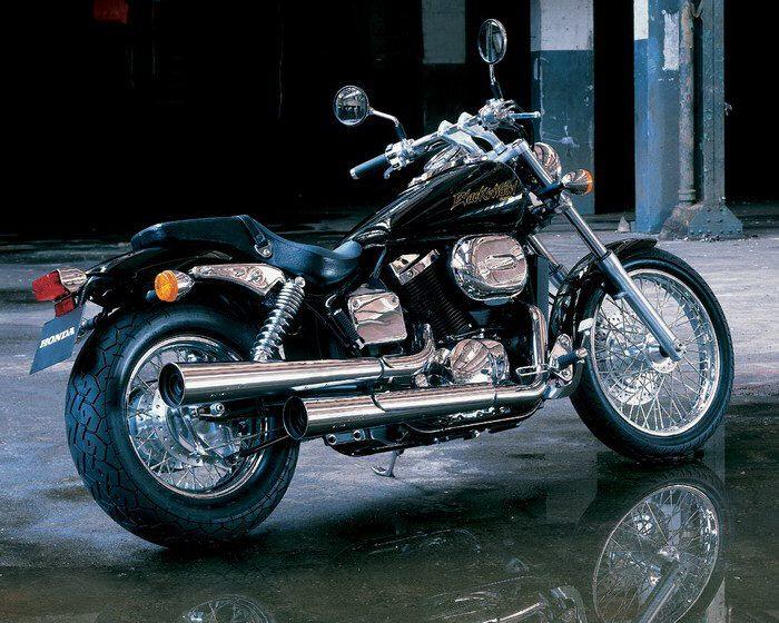 Honda VT 750 DC Black Widow 2000 - 5
