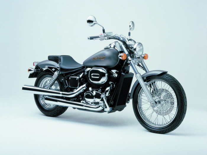 Honda VT 750 DC Black Widow 2000 - 1