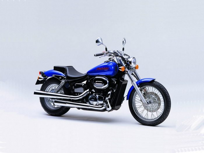 Honda VT 750 DC Black Widow 2000 - 3