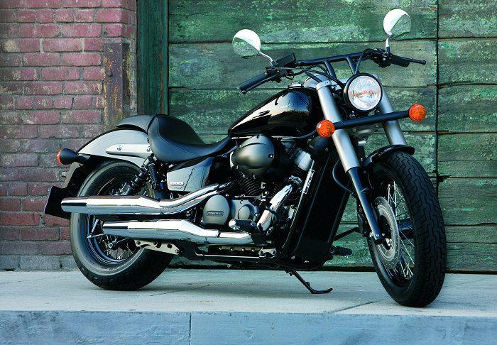 honda vt 750 shadow c2b black spirit 2013 galerie moto motoplanete. Black Bedroom Furniture Sets. Home Design Ideas