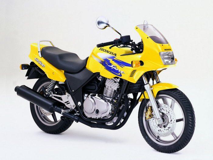 Honda CB 500 1997 - 3