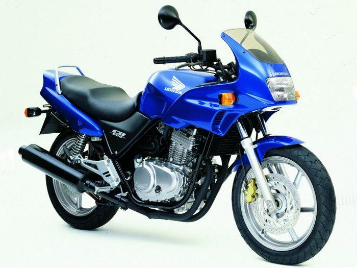Honda CB 500 1997 - 8