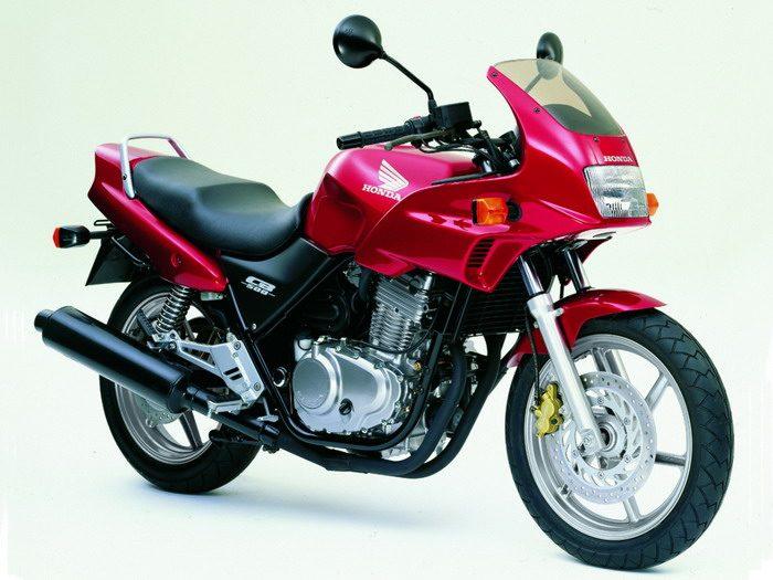 Honda CB 500 1997 - 9