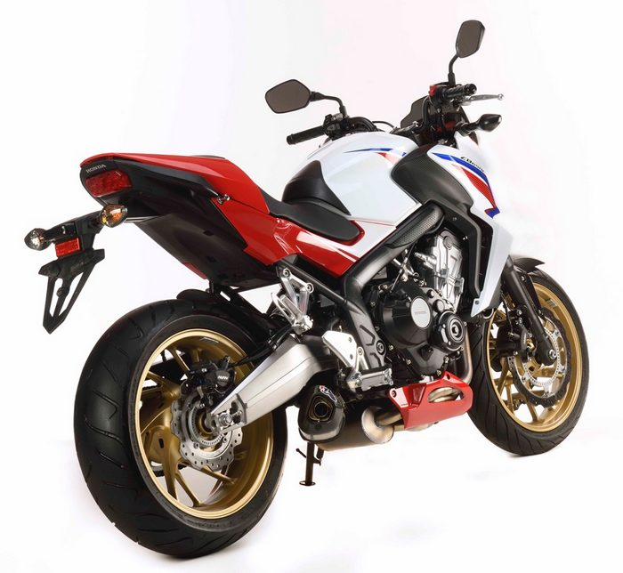 Honda CB 650 F SP 2015 - 1