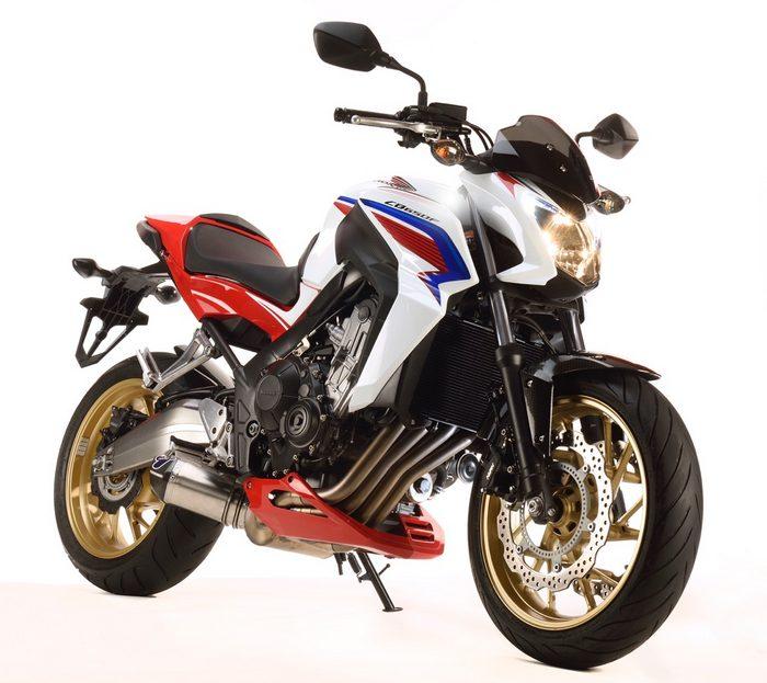 Honda CB 650 F SP 2015 - 6