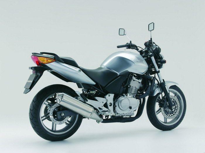 Honda CBF 500 2004 - 21