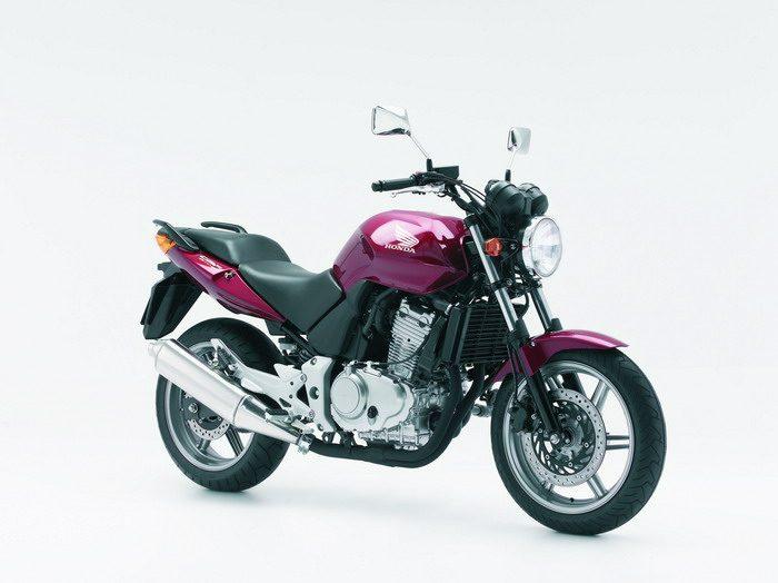Honda CBF 500 2004 - 22