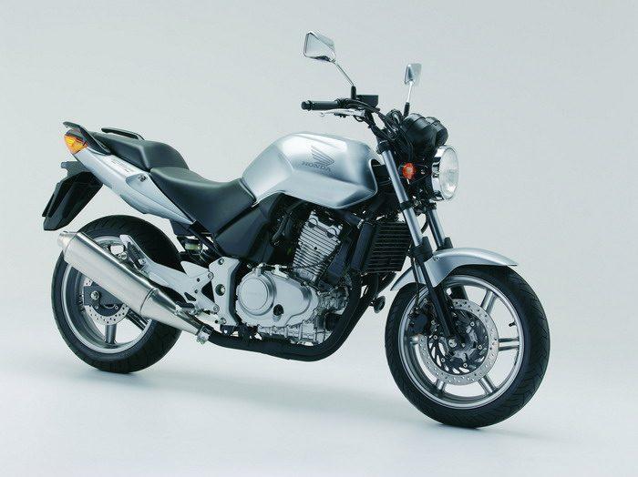 Honda CBF 500 2004 - 23