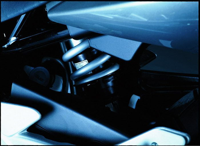 Honda CBF 500 2004 - 16