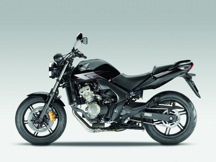 Honda CBF 600 N 2012 - Galerie moto - MOTOPLANETE