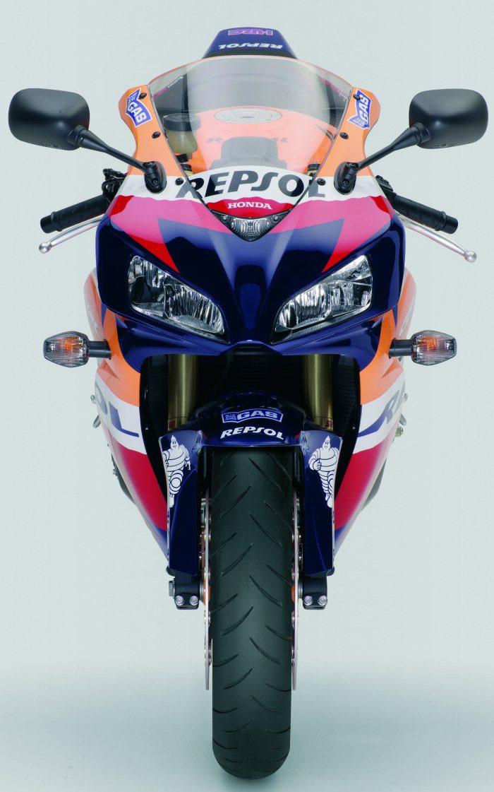 2007 Cbr1000rr Repsol Edition