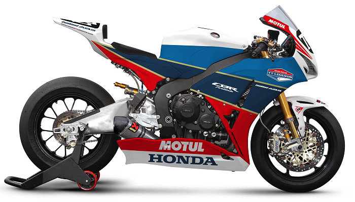 Honda CBR 1000 RR Endurance TT Legends 2012 - 2