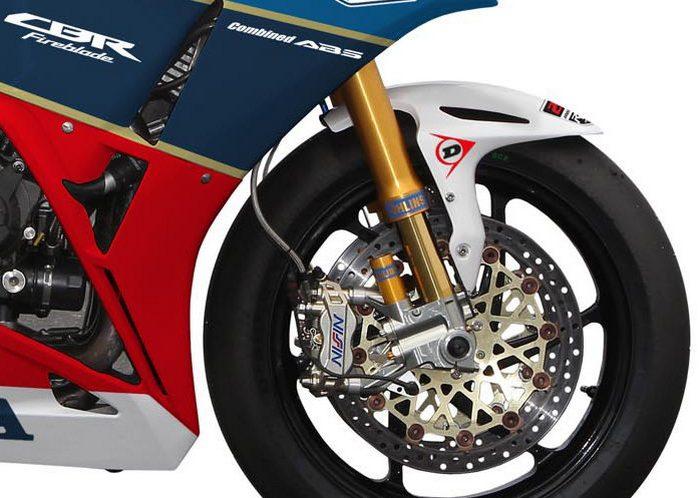 Honda CBR 1000 RR Endurance TT Legends 2012 - 6