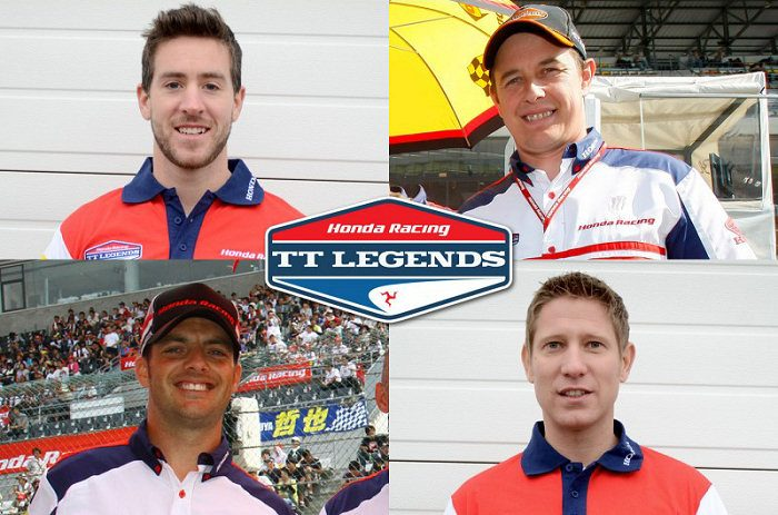 Honda CBR 1000 RR Endurance TT Legends 2012 - 1