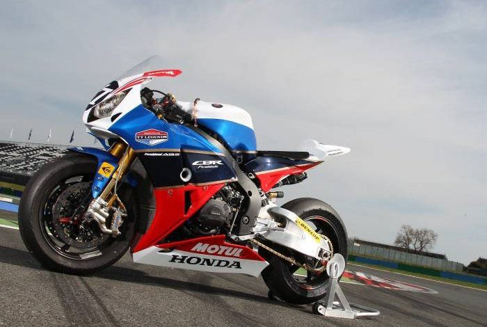 Honda CBR 1000 RR Endurance TT Legends 2012 - 8