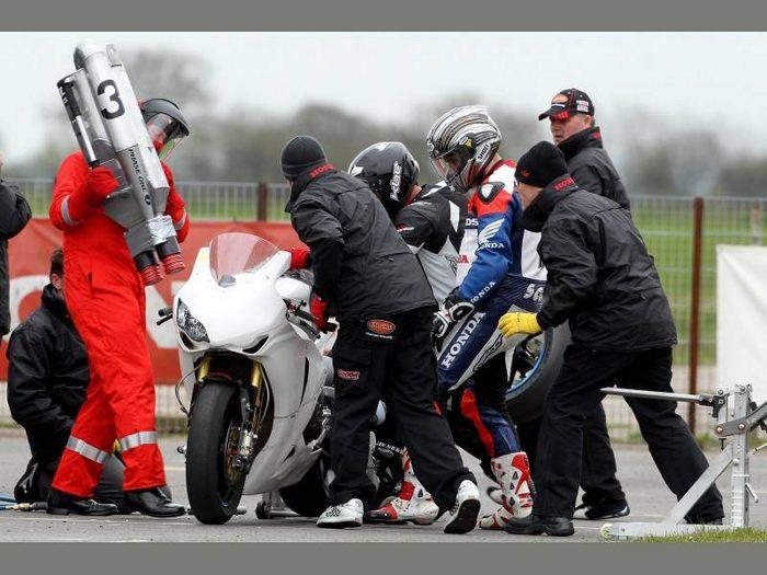 Honda CBR 1000 RR Endurance TT Legends 2011 - 12