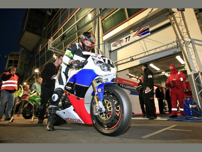 Honda CBR 1000 RR Endurance TT Legends 2011 - 18