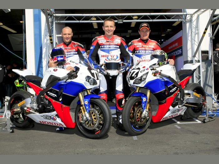Honda CBR 1000 RR Endurance TT Legends 2011 - 21