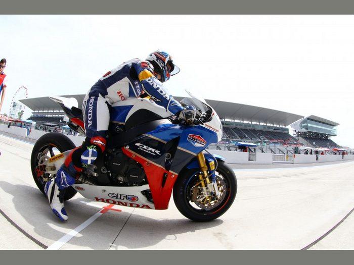 Honda CBR 1000 RR Endurance TT Legends 2011 - 17