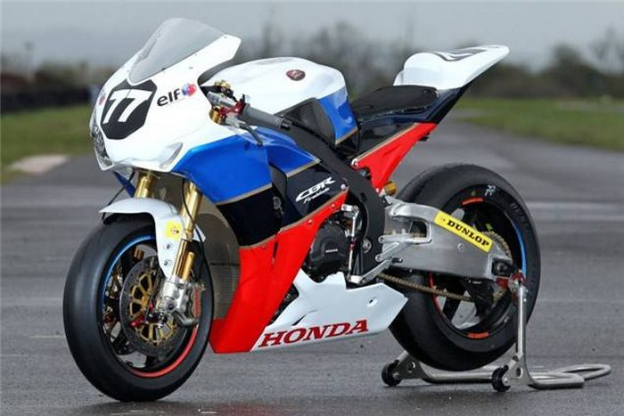 Honda CBR 1000 RR Endurance TT Legends 2011 - 14