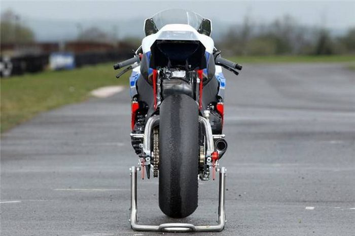 Honda CBR 1000 RR Endurance TT Legends 2011 - 5