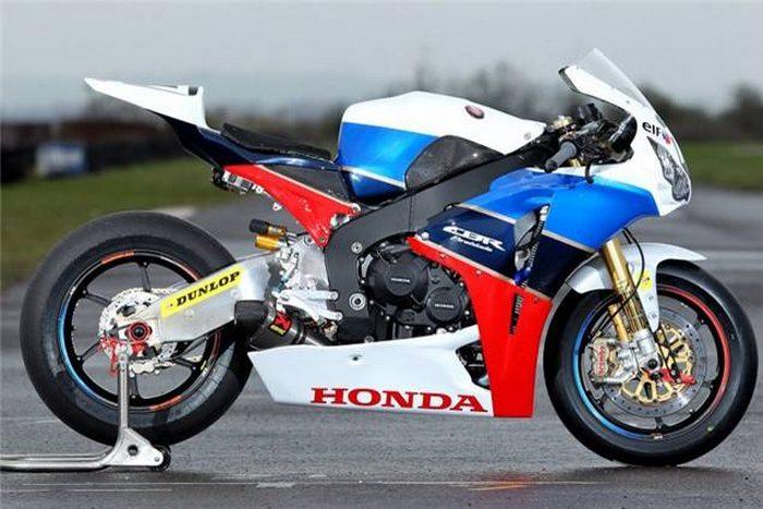 Honda CBR 1000 RR Endurance TT Legends 2011 - 8