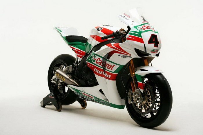 Honda CBR 1000 RR Factory TEN KATE SUPERBIKE 2011 - 1