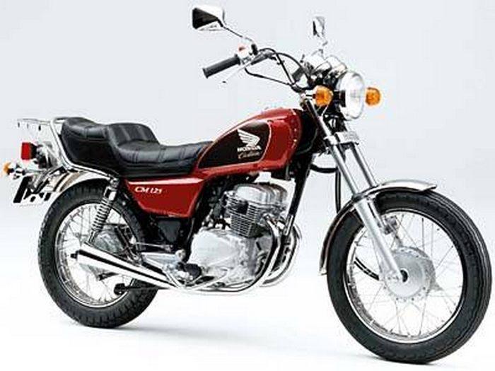 honda 125 cm 1987 galerie moto motoplanete. Black Bedroom Furniture Sets. Home Design Ideas