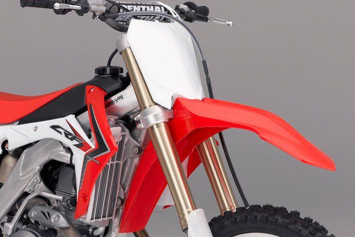 Honda CRF 450 R 2014 - 10