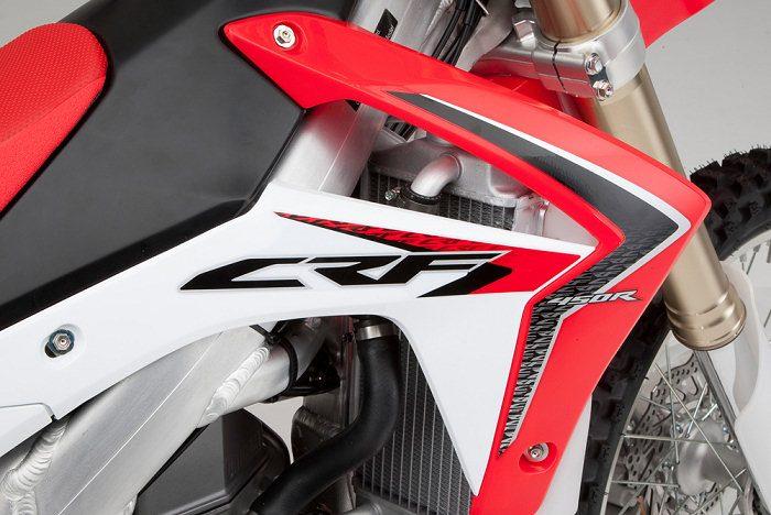 Honda CRF 450 R 2014 - 19