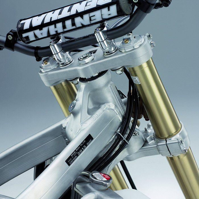 Honda CRF 450 R 2014 - 24