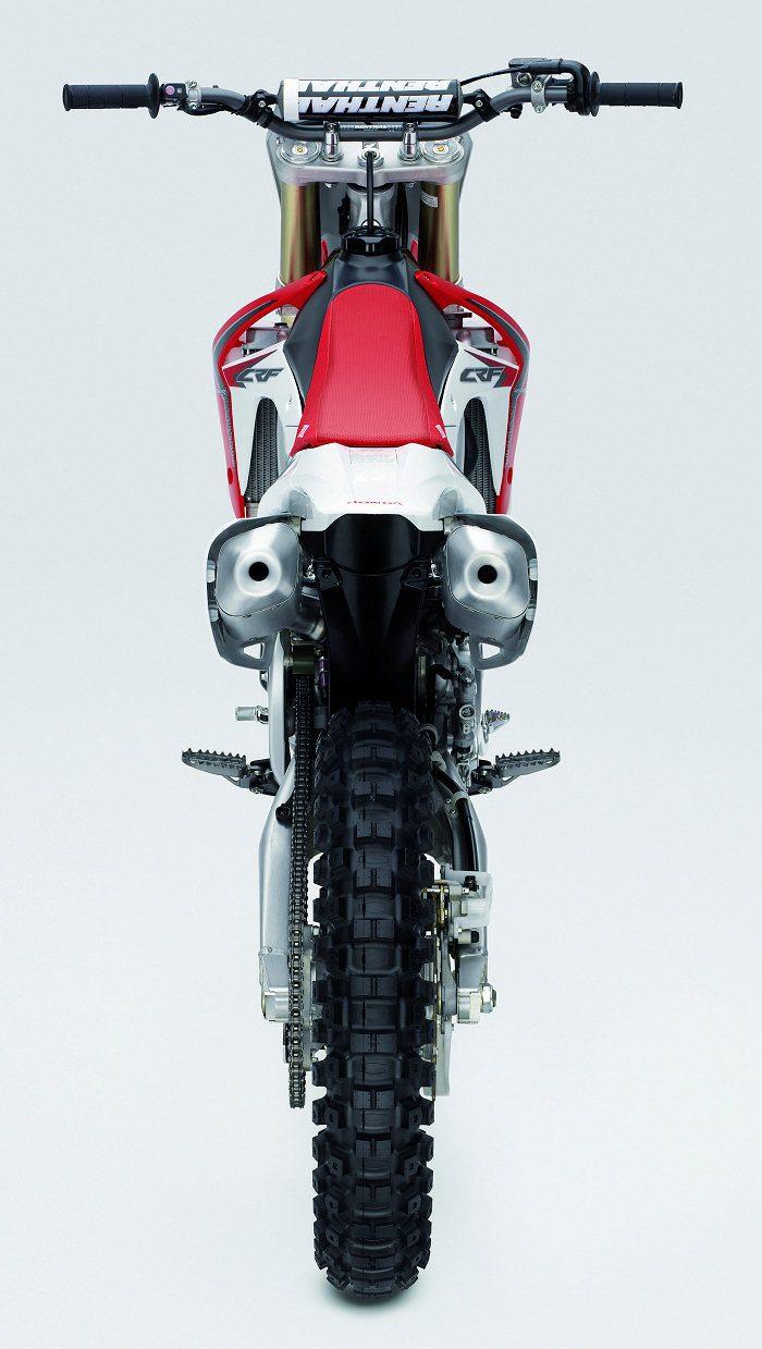 Honda CRF 450 R 2014 - 12