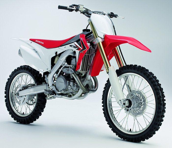 Honda CRF 450 R 2014 - 18